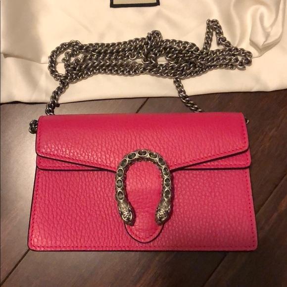 9841fbd78b26 Gucci Bags   Super Mini Dionysus   Poshmark